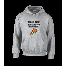 Tried Pizza Unisex Hoodie