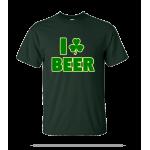 I Beer Unisex Tee