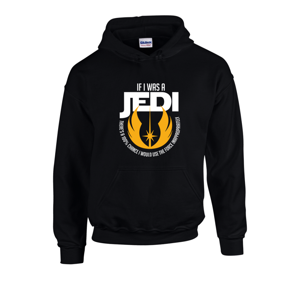 Jedi Unisex Hoodie