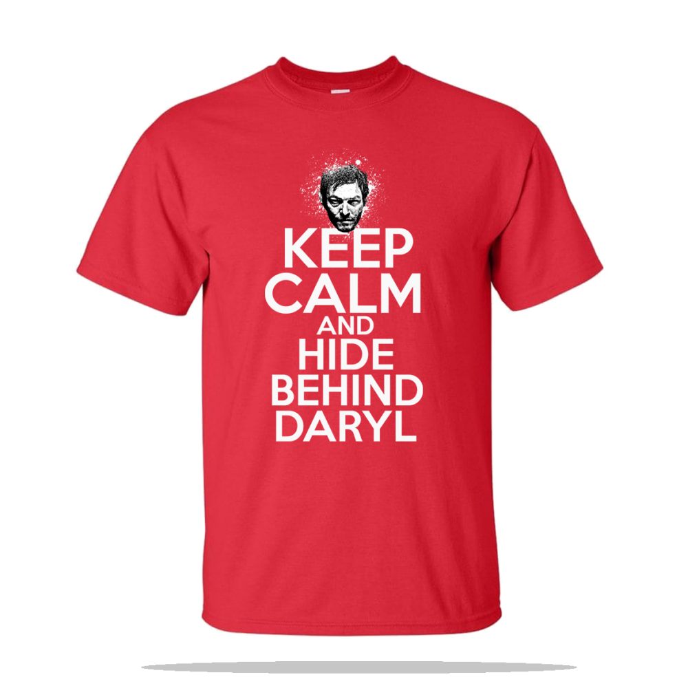 Keep Calm Daryl Unisex Tee