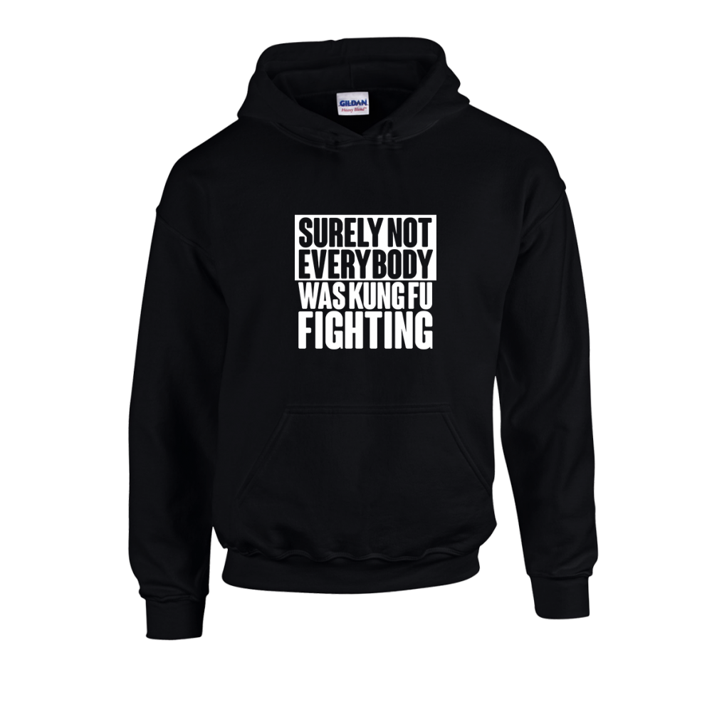 Kung Fu Fighting Unisex Hoodie