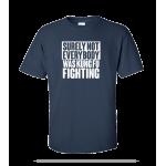 Kung Fu Fighting Unisex Tee