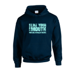 Like Your Mouth Unisex Hoodie