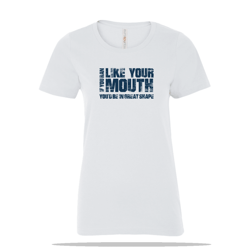 Like Your Mouth Ladies Tee