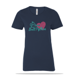 Loves Ball Python Ladies Tee