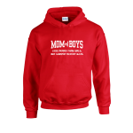 Mom Of Boys Unisex Hoodie