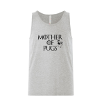 Mother Of Pugs Unisex Tank Top