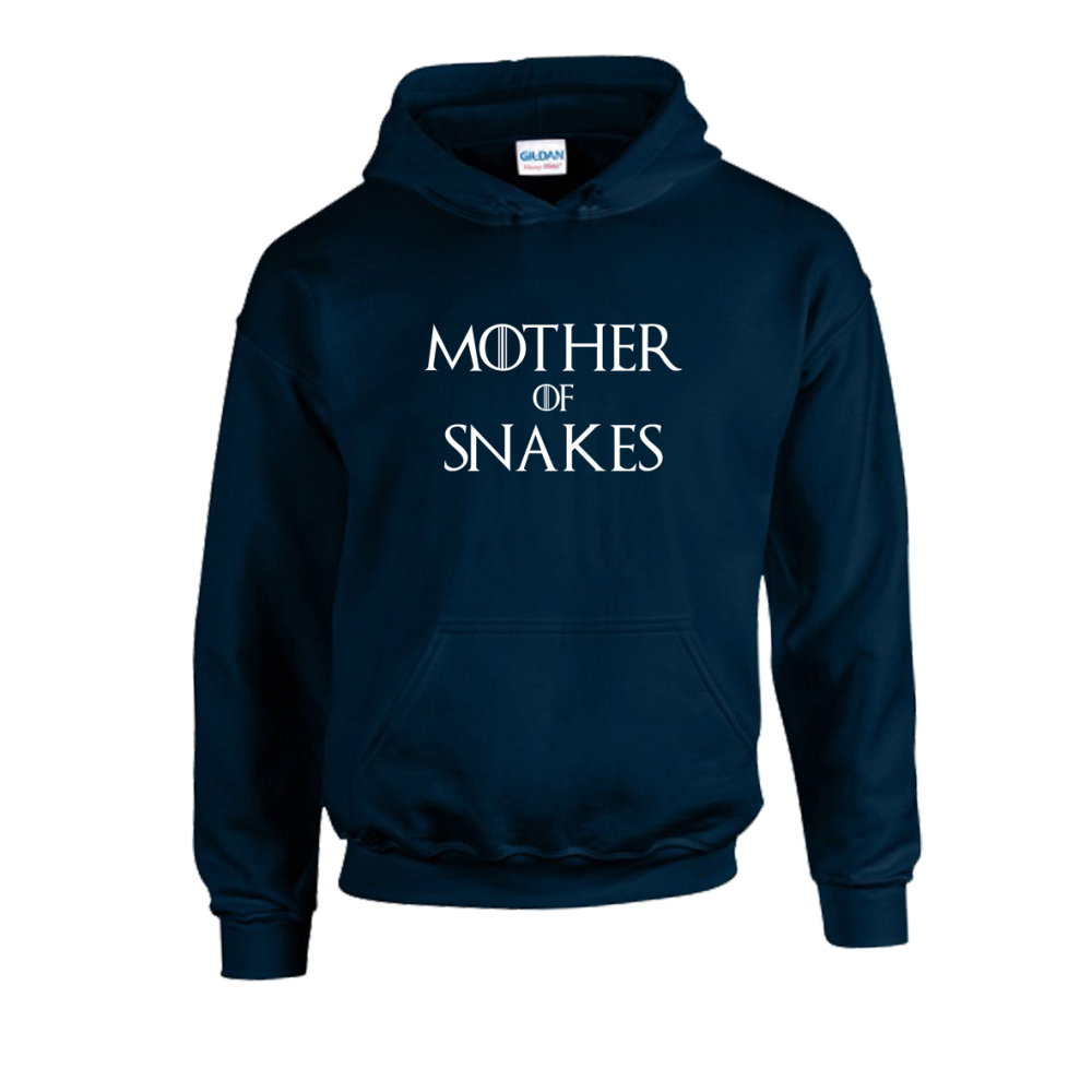 Mother Of Snakes Unisex Hoodie