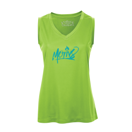 Motiv8 Ladies Sleeveless Top