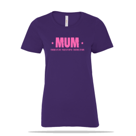 Mum Ladies Tee