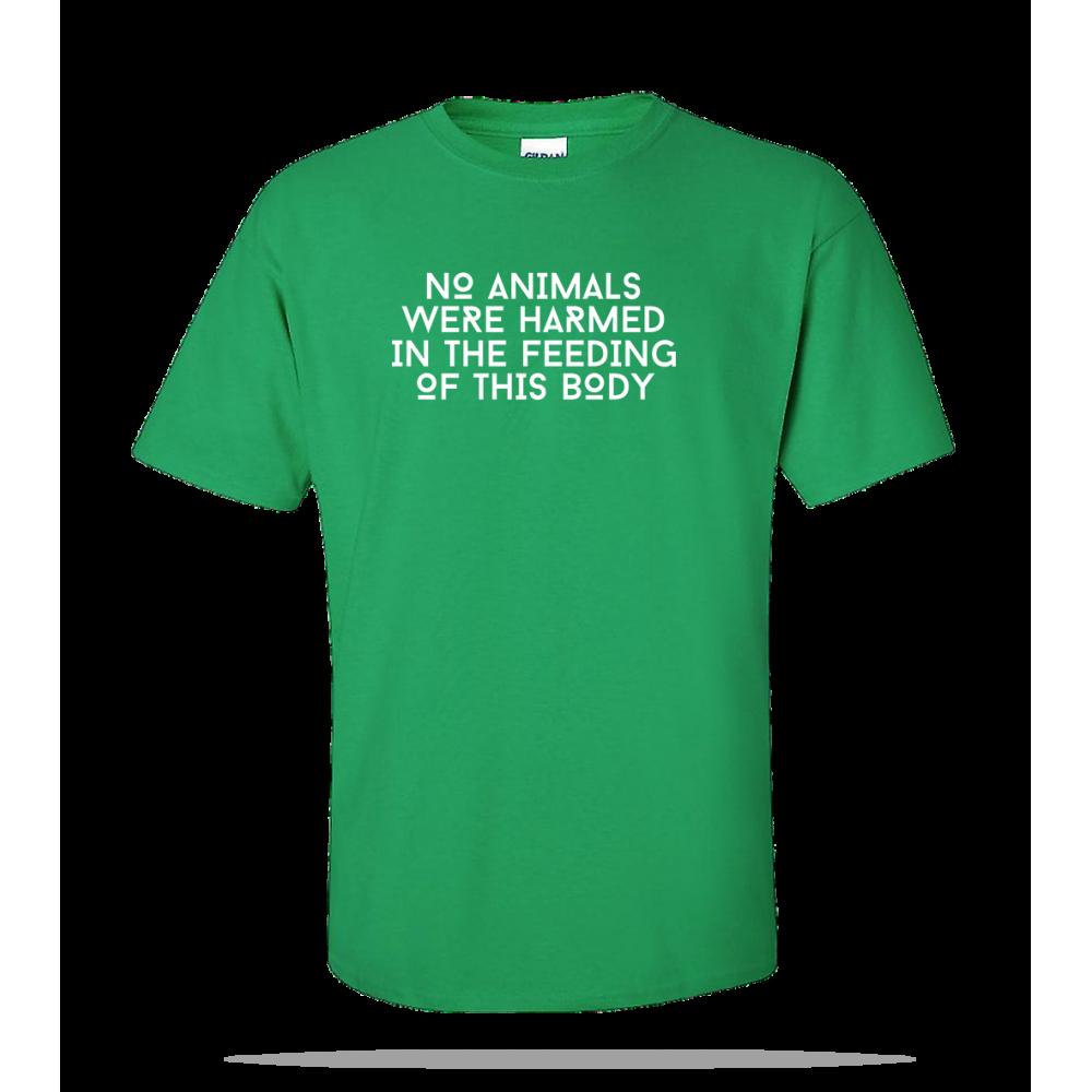 No Animals Harmed Unisex Tee