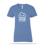 No Cloud Ladies Tee