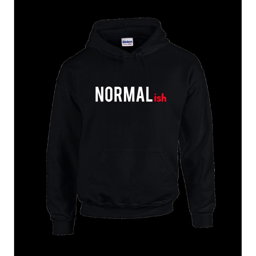 Normal-ish Unisex Hoodie