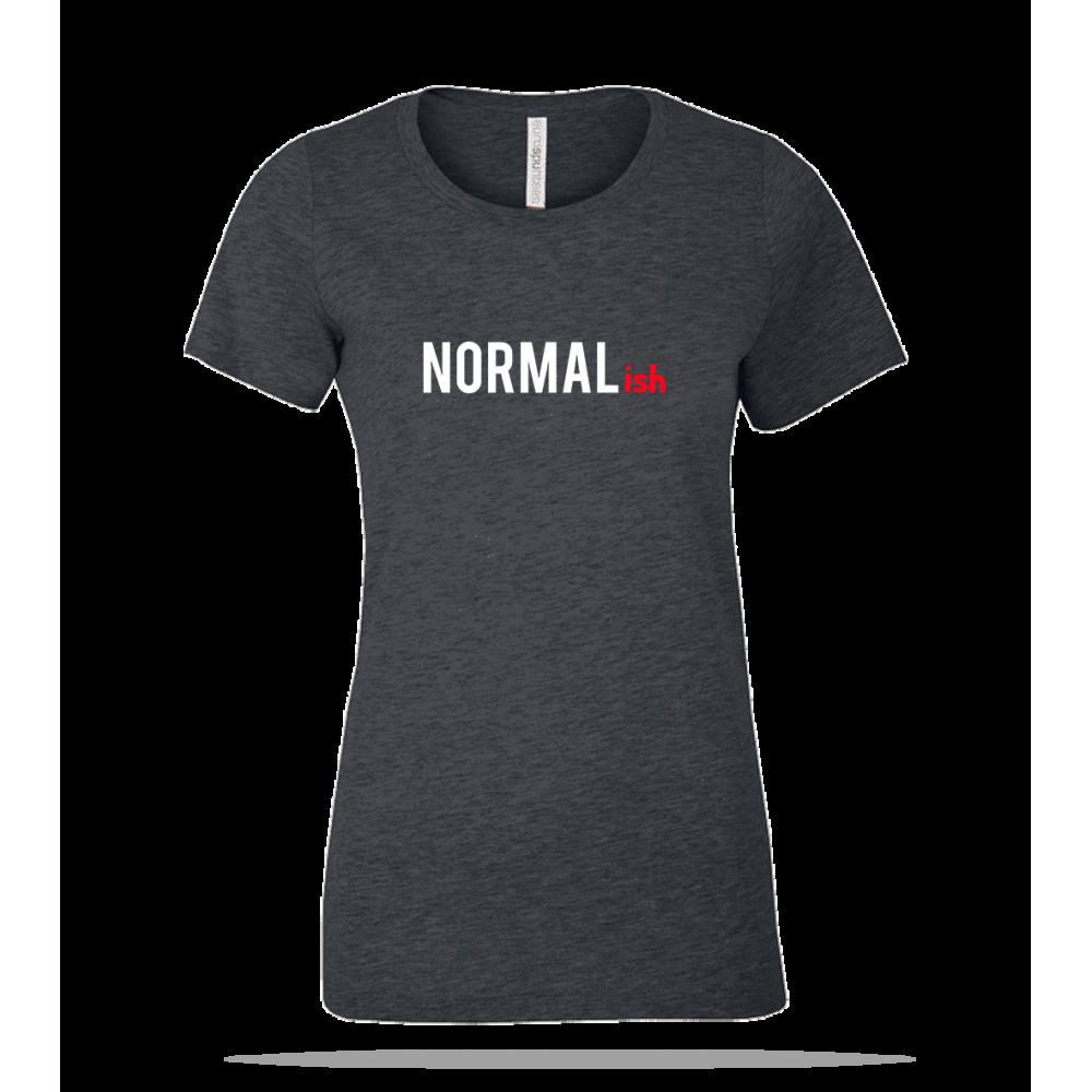 Normal-ish Ladies Tee