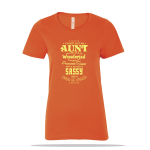 Not Just Aunt Ladies Tee