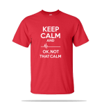 Not That Calm Unisex Tee