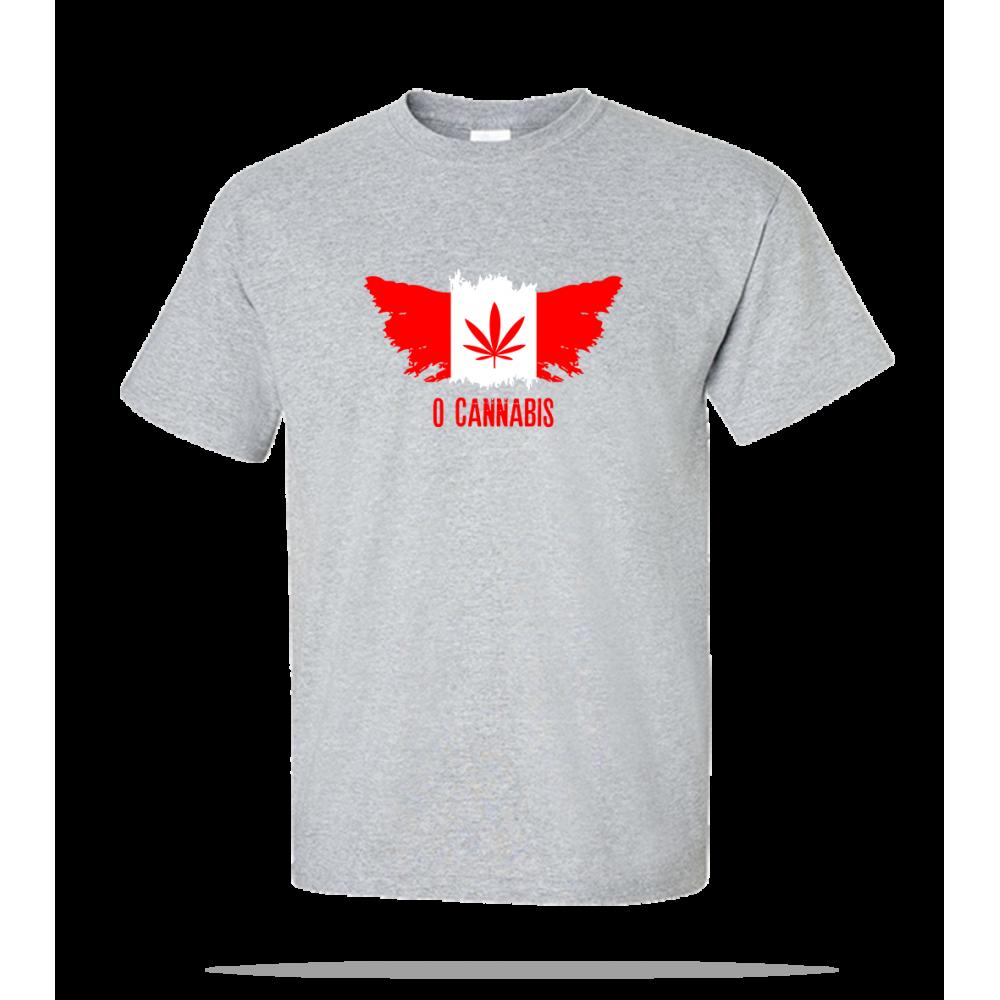 O Cannabis Unisex Tee