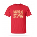 One Cat at a Time BF Unisex Tee