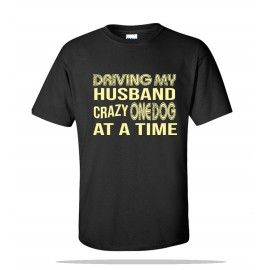 One Dog at a Time Unisex Tee