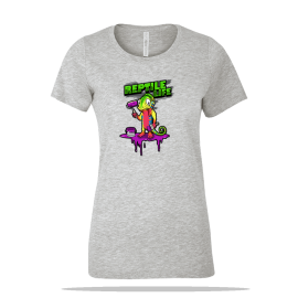 Paint Chameleon Ladies Tee