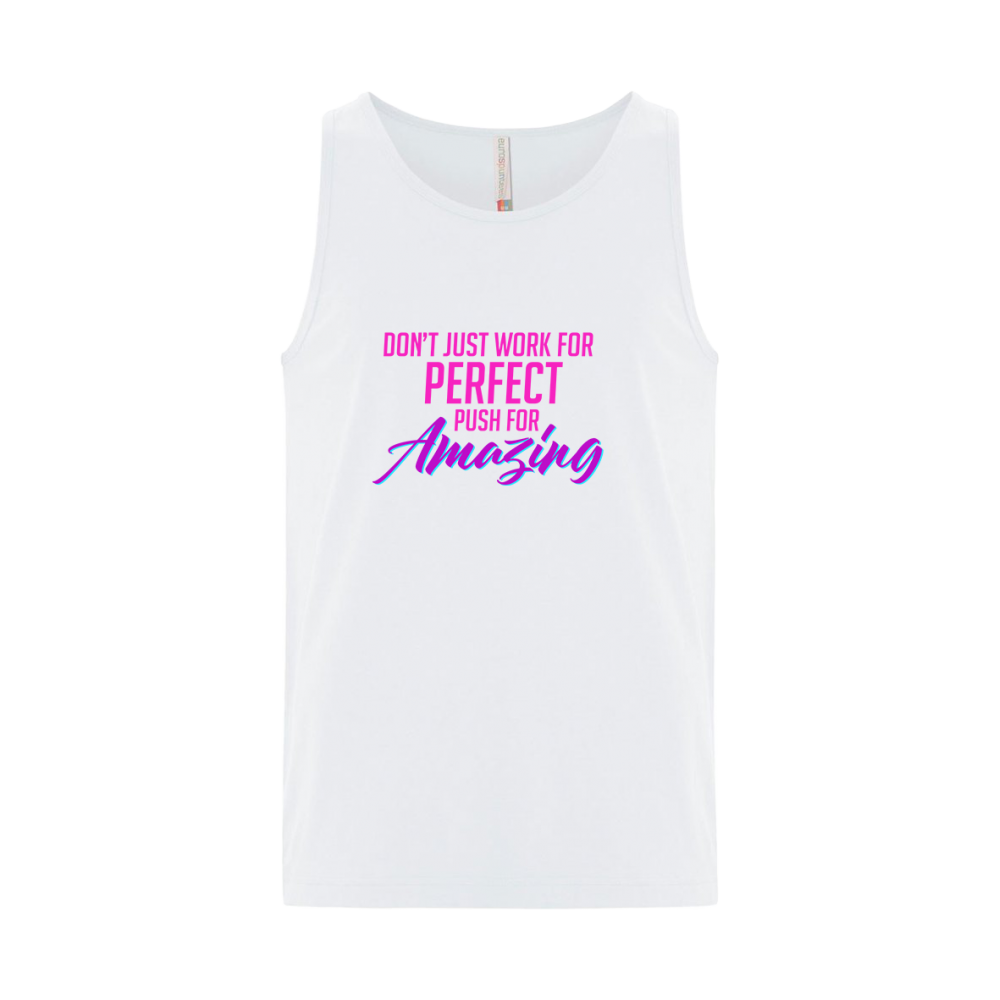 Push For Amazing Unisex Tank Top
