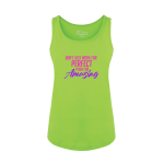 Push For Amazing Ladies Tank Top