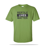Reptile Lives Matter Unisex Tee