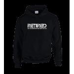 Retired Free Unisex Hoodie