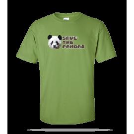 Save The Pandas Unisex Tee