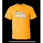 Smart Ass Wife Unisex Tee