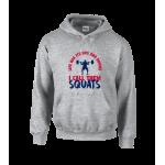 Squats Unisex Hoodie
