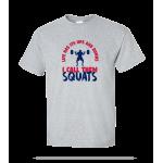 Squats Unisex Tee