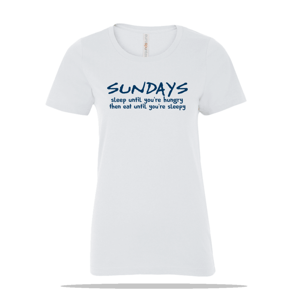 Sundays Ladies Tee