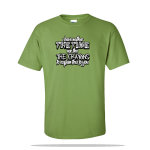 Time Nor Crayons Unisex Tee