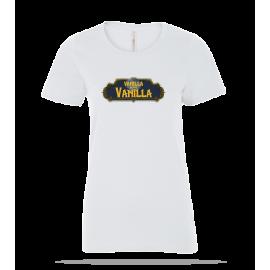 Vanilla Means Vanilla Ladies Tee