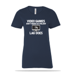 Video Games Violent Ladies Tee