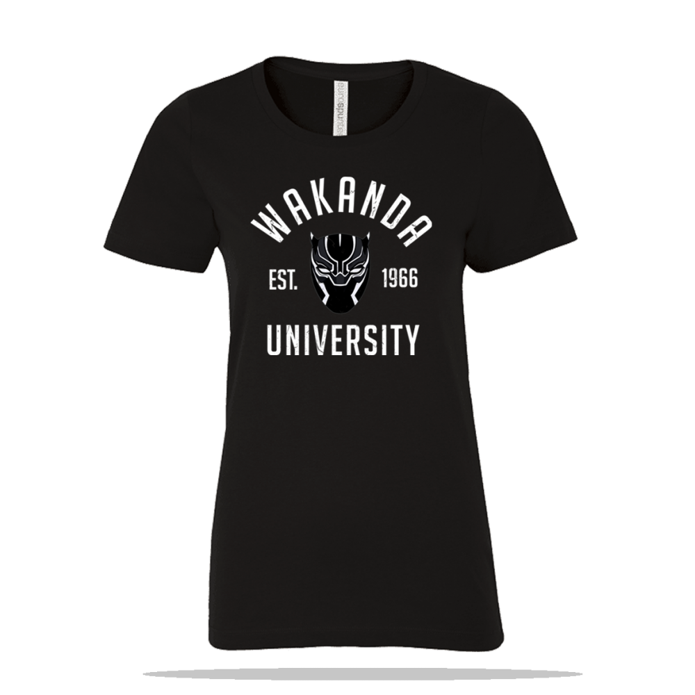 Wakanda University Ladies Tee