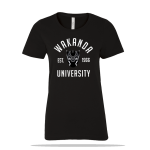 Wakanda University Ladies Tee