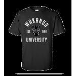 Wakanda University Unisex Tee
