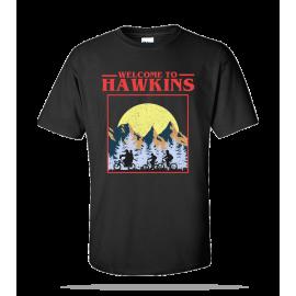 Welcome To Hawkins Unisex Tee