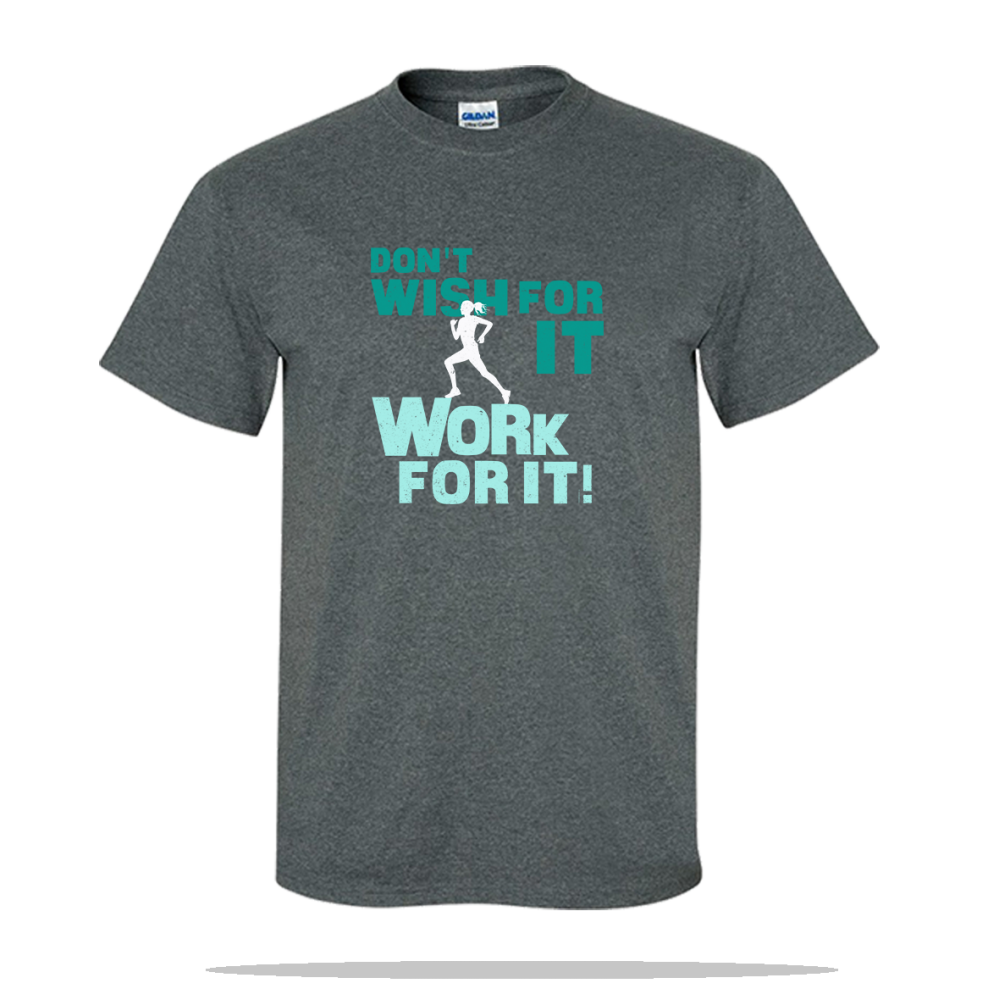 Work For It Unisex Tee