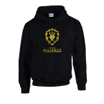 World Of Warcraft Alliance Unisex Hoodie