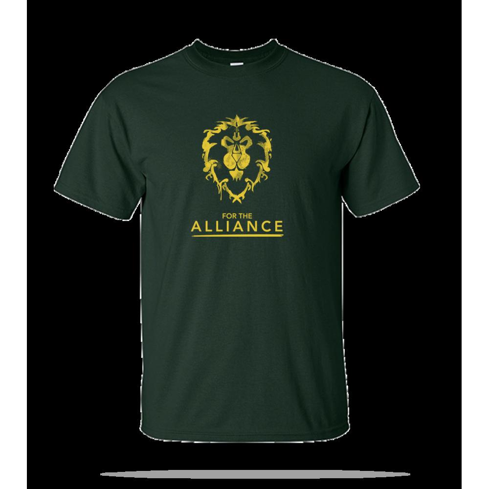 World Of Warcraft Alliance Unisex Tee
