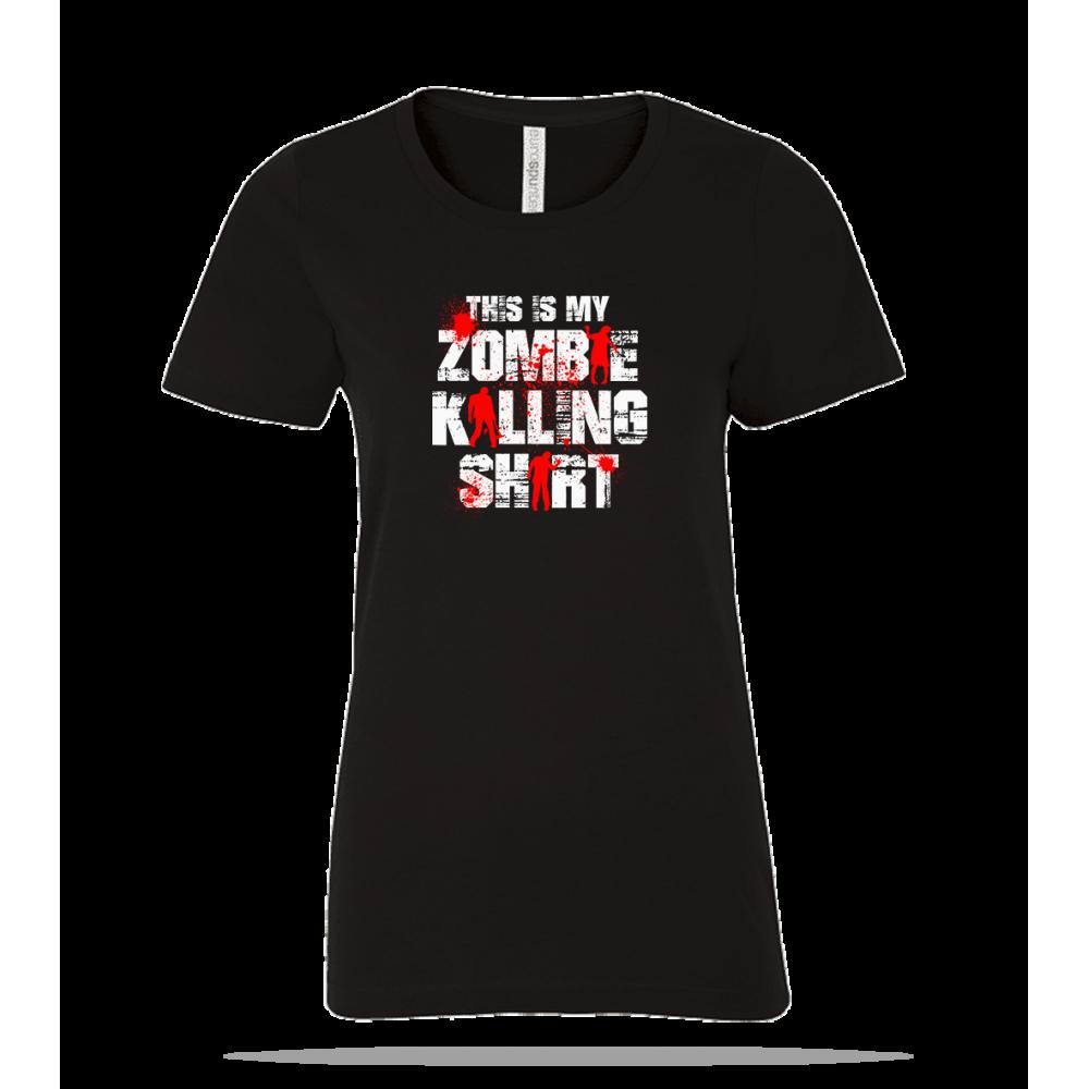 Zombie Ladies Tee