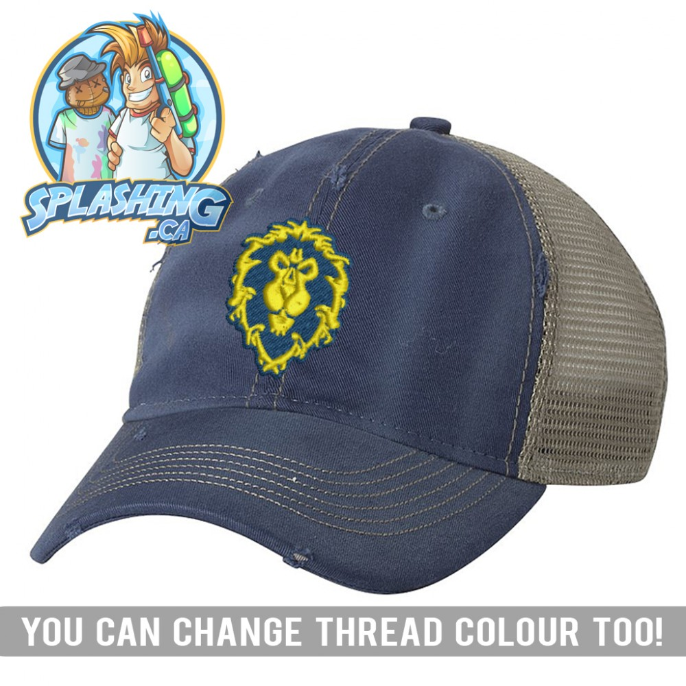 Alliance Custom Distressed Cap