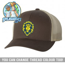 Alliance Custom Retro Trucker Cap