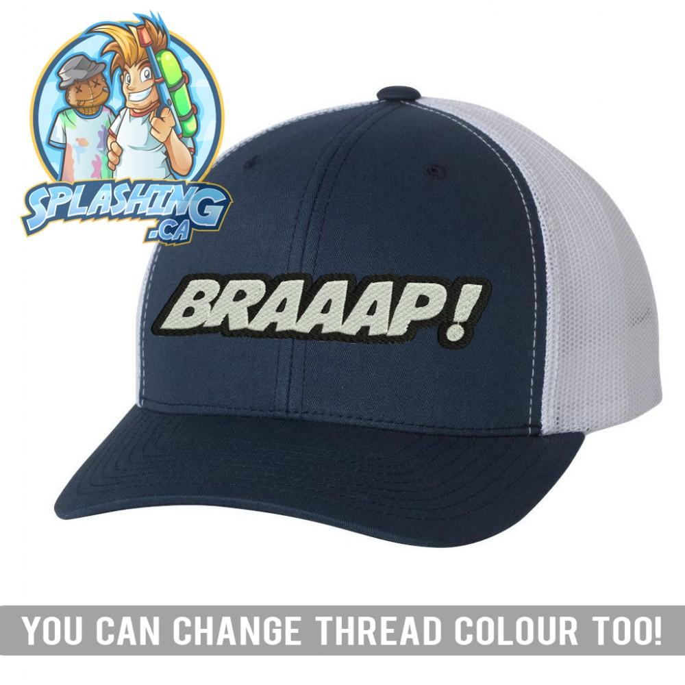 Braaap Retro Trucker Cap