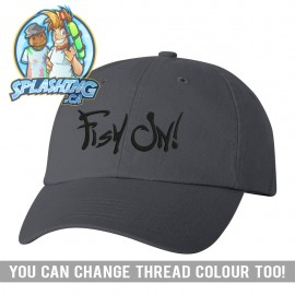 Fish On! Dad Cap