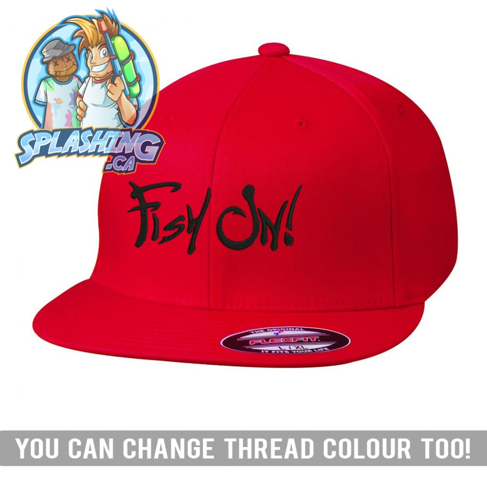 Fish On! Flexfit Cap
