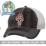 Horde Custom Distressed Cap